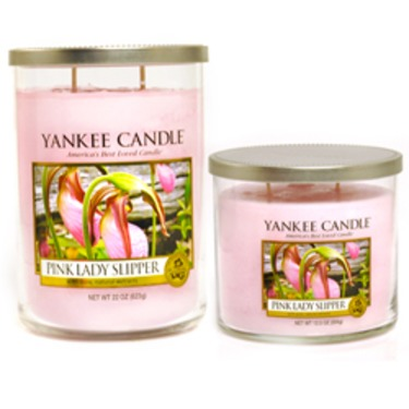 Yankee Candle Pink Lady Slipper