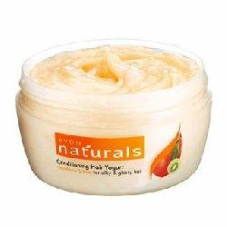 Avon naturals conditioning yoghurt hair mask (mandarin and kiwi)