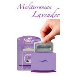 Febreze Set & Fresh Mediterranean Lavender