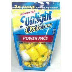 Sunlight Dishwasher Power Pacs