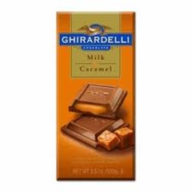 Ghirardelli Chocolate Milk and Caramel