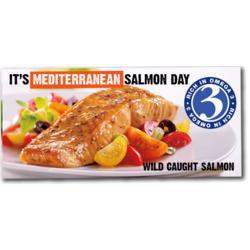 Marina Del Rey - Mediterranean Salmon