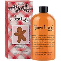 Philosophy The Gingerbread Man Shampoo, Shower Gel & Bubble Bath