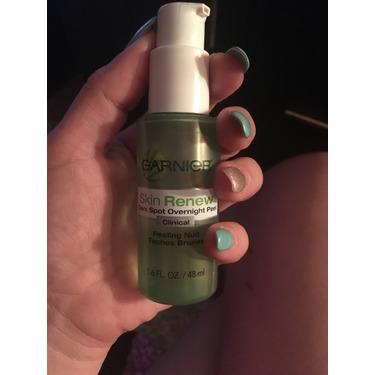 Garnier Skin Renew Dark Spot Overnight Peel