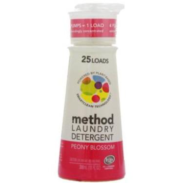 Method Laundry Detergent Peony Blossom