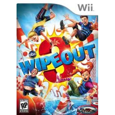 Wii Game Wipe Out 3