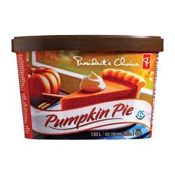 PC Pumpkin Pie Ice Cream