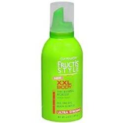 Garnier Fructis Style XXL Body Thickening Mousse