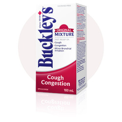 Buckley's Original Mixture Cough Congestion
