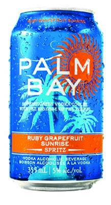 Palm Bay Spritz Vodka Cooler Reviews In Wine Amp Alcohol