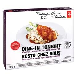 PC Dine-In Tonight Roasted Chicken in Red Wine Reduction