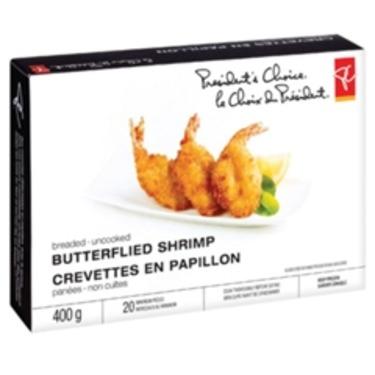 PC Butterfly Shrimp