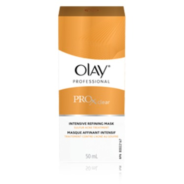 Olay Pro X Clear Intensive Refining Sulfur Mask