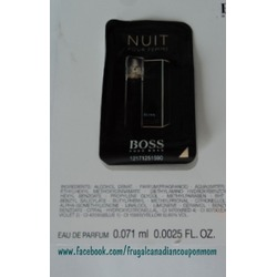 Hugo Boss Nuit for Women