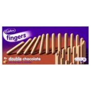 Cadbury Chocolate Fingers