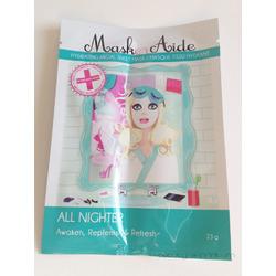 MaskerAide All Nighter Hydrating Facial Sheet Mask