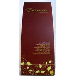 Exuberance Love Dark Chocolate & Mint Hand & Body Lotion