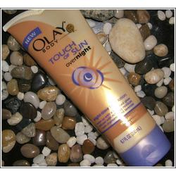 Olay Body touch of sun
