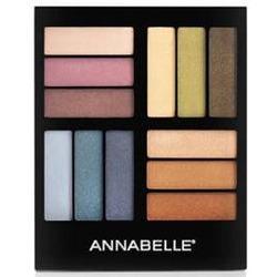 Annabelle Cosmetics Tic Tac Trio Eye Shadow Palette