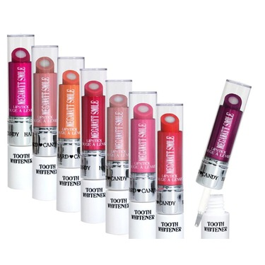 Hard Candy Megawatt Smile Lipstick & Tooth Whitener
