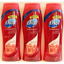 Dial AntiOxidant Cranberry Body Wash