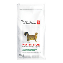 PC Nutrition First Cat food