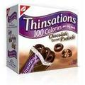 Thinsations Chocolaty Covered Pretzels