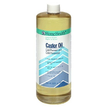 Home Health Castor Oil-Cold Pressed & Cold Processed