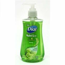 Dial Nutri Skin Handsoap- Grape Seed Oil and Lemongrass