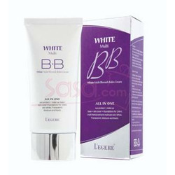 L'EGERE White Multi BB Cream- All in one