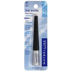Maybelline Line Works Liquid Eyeliner