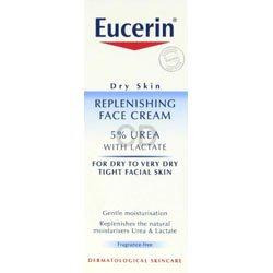 Eucerin Replenishing Face Cream 5% Urea