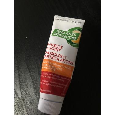 Rub A535 Extra Strength Cream