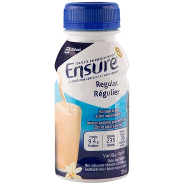 Ensure Regular Meal Replacement Shake