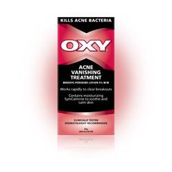 Oxy Acne Vanishing Treatment