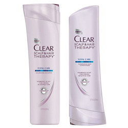 Clear Scalp & Hair Therapy Total Care Shampoo