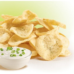 Kellogg's Special K Cracker Chips in Sour Cream and Onion