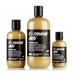 LUSH It's Raining Men Shower Gel