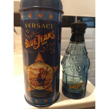 versace blue for men