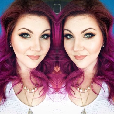 Manic Panic Hot Hot Pink Hair Dye