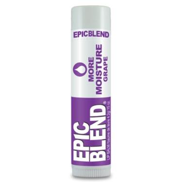 Epic Blend More Moisture lip balm in Grape
