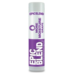 Epic Blend More Moisture lip balm in Grape