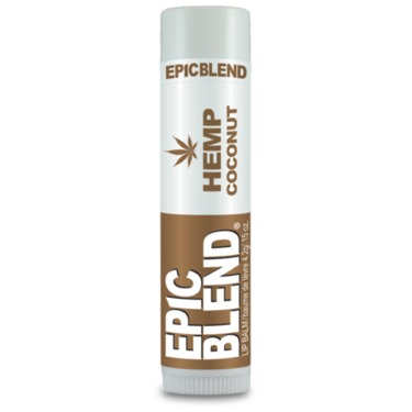 Epic Blend Hemp lip balm in Coconut