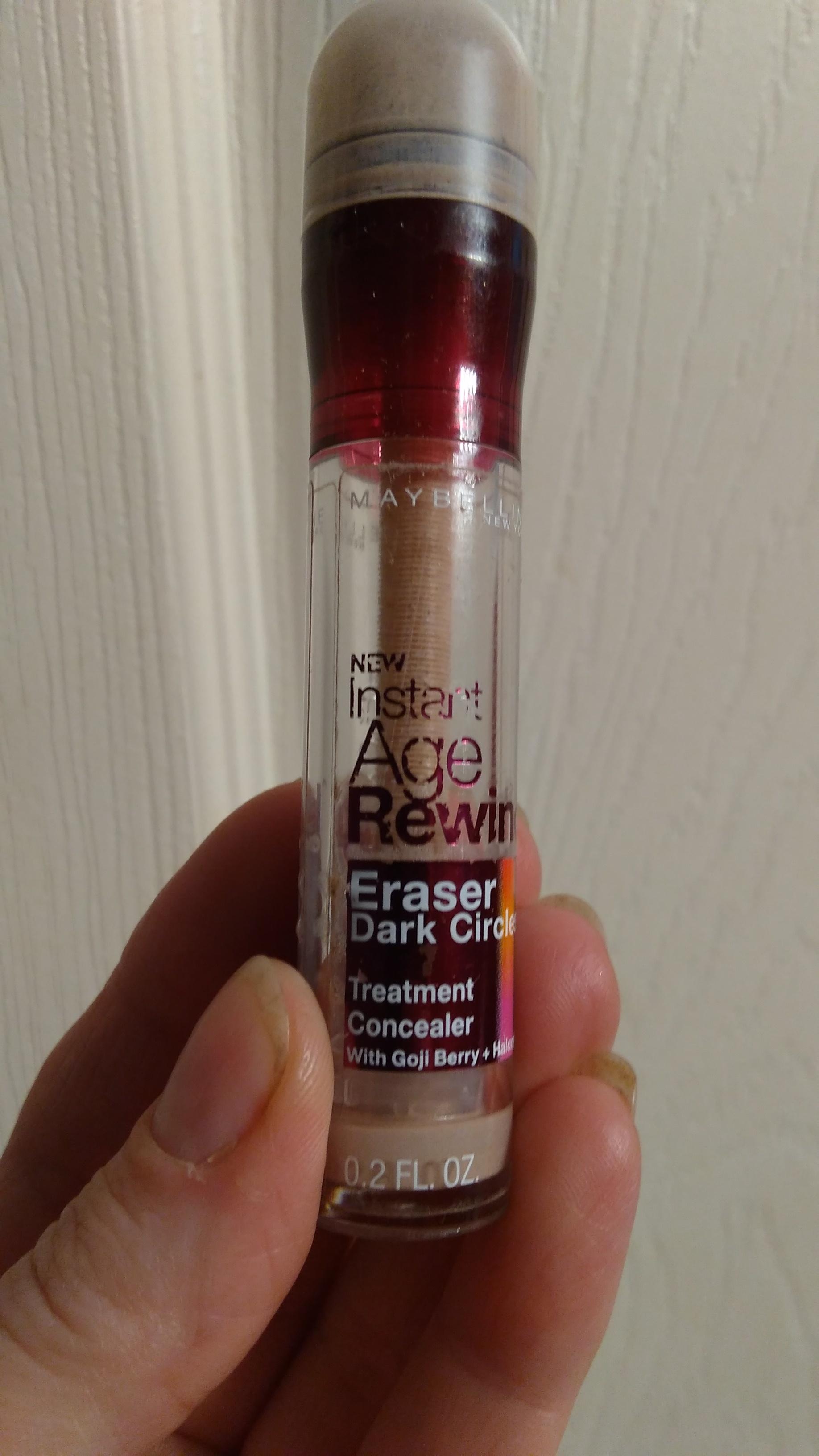 Maybelline New York Instant Age Rewind® Eraser Dark Circles ...
