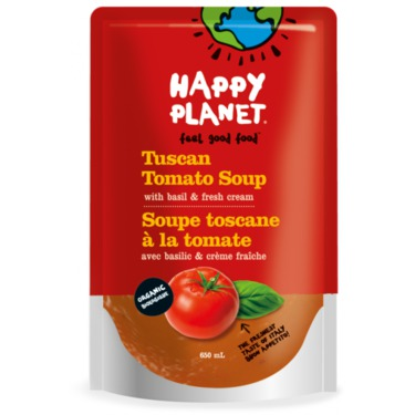 Happy Planet Tuscan Tomato soup