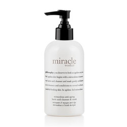 Philosopy Miracle Worker Miraculous Anti-Aging Lactic Acid Cleanser & Mask