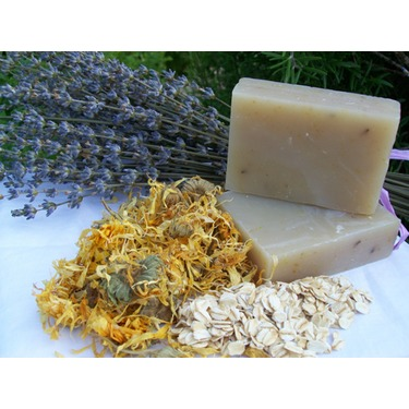 Farmington Herbals Lavender Oatmeal Soap