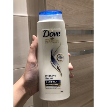 Dove Therapy Intense Damage Therapy Shampoo