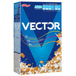 Kellogg's Vector Meal Replacement Cereal
