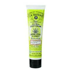 J.R. Watkins Aloe and Green Tea Body Cream